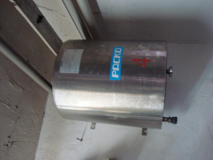 Rohrkühler PACKO 4